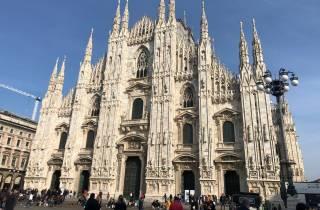 Mailand: Kleingruppentour mit Zugang zum letzten Abendmahl