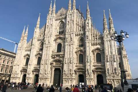 Milan: Small Group Walking Tour with Last Supper Access