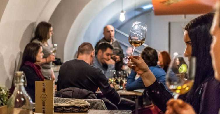 Budapest: Hungarian Wine Tasting Experience