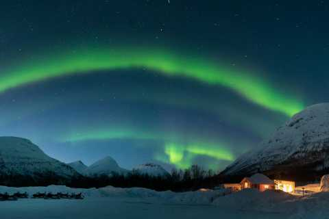 Tromso: Snowmobiling Under the Northern Lights