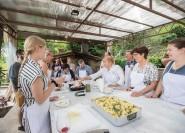 Aus Florenz: Kochkurs & Mittagessen im toskanischen Bauernhaus