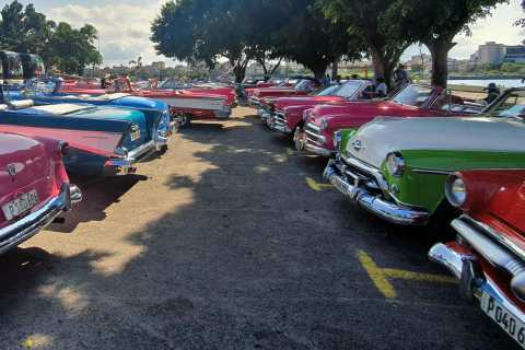 Havana: Panoramic City Tour with Lunch