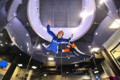 Gold Coast: admissão de paraquedismo indoor