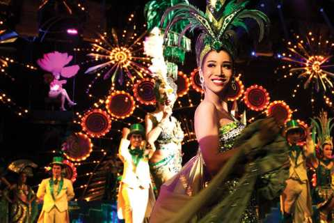 Pattaya: Tiffany's Show Discounted Admission Ticket