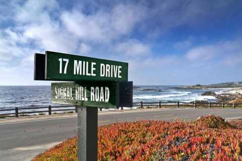 Monterey: 17-Mile Drive Self-Guided Audio Tour