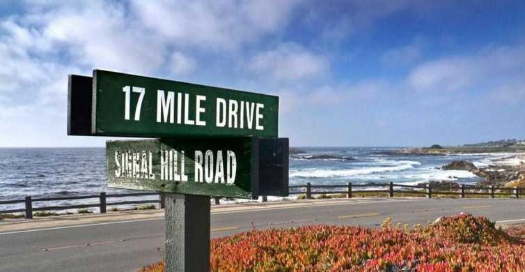 Monterey: tour audio senza guida da 17 miglia