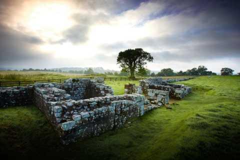 Hadrian's Wall: Birdoswald Roman Fort Entry Ticket