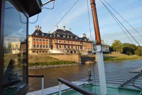 Dresden: Elbe River Cruise to Pillnitz Castle
