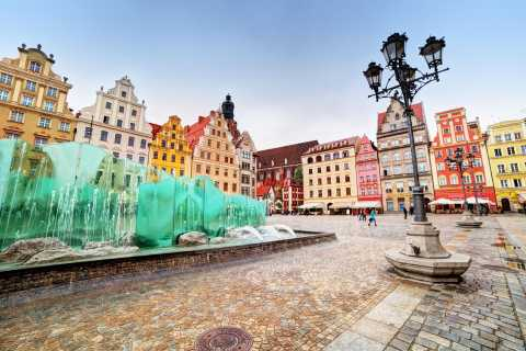 Wroclaw: 2.5 Hour Eco-Friendy City Tour