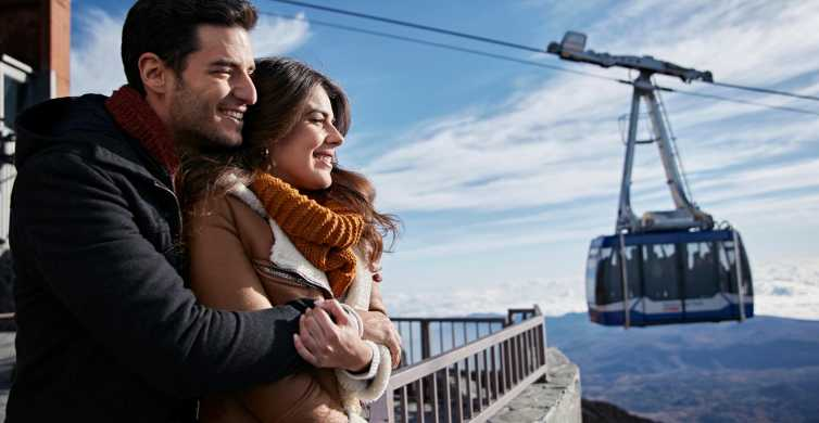 Mount Teide: Tour with Cable Car Ticket