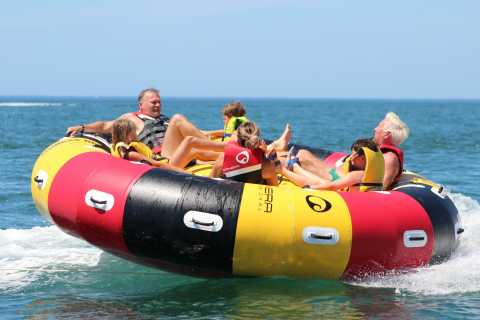 Albufeira: 360-Degree Twister Water Ride Experience