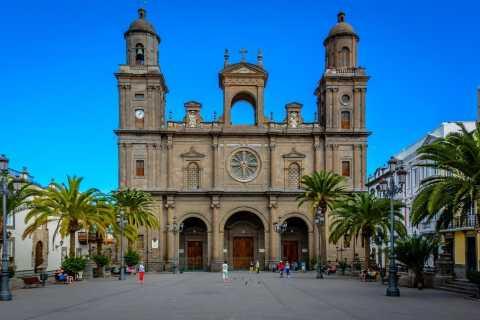 From Maspalomas: Las Palmas Full-Day Shopping Tour