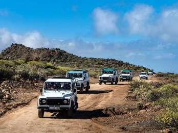 Ab Playa del Inglés: Jeep-Safari nach Fataga