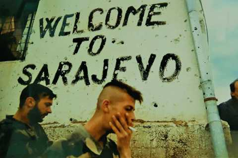 Sarajevo: Guided War Tour and Tunnel Museum Entry