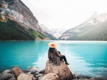 Ab Banff: Lake Louise & Moraine Lake - Sightseeingtour