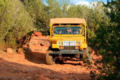 Sedona: Lil Outlaw Jeep Tour