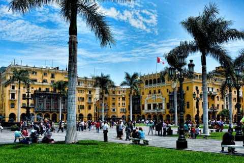 Lima: Excursão Passado e Presente da Cidade com Museu Larco