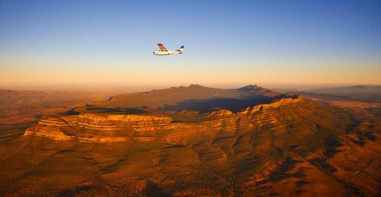 Flinders Ranges: Scenic Flight Over National Park
