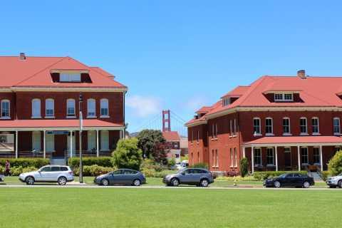 San Francisco: 3-hour Presidio and Golden Gate Bridge Hike