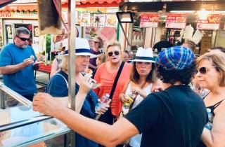 Palermo: Walking Street Food Tour