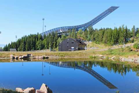 Oslo: 3-Hour Holmenkollen Ski Jump Hiking Tour