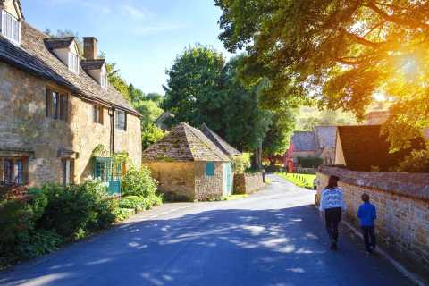 From London: Small Group Cotswolds Adventure with Lunch