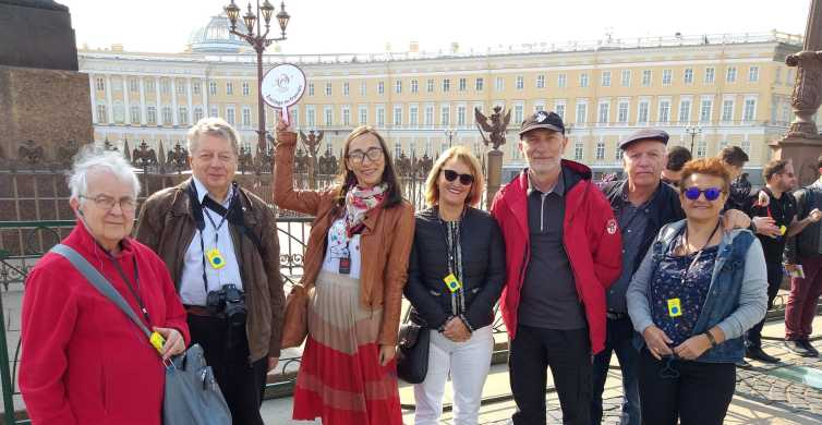 St. Petersburg: 2-Day Join-in Small-Group Guided Tour