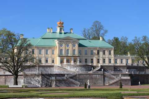 San Petersburgo: tour privado de los palacios imperiales de Oranienbaum