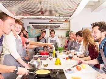Palma de Mallorca: Kochkurs spanische Küche