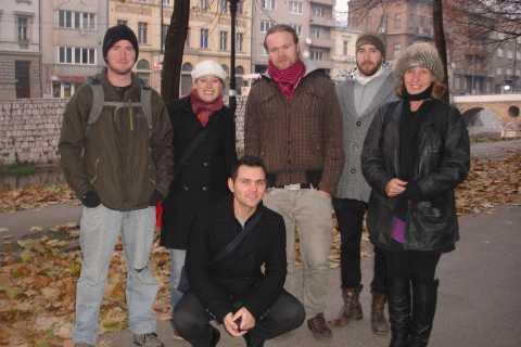 Sarajevo: Guided Walking History Tour