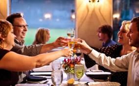 Charleston Harbor: Luxury Dinner Cruise