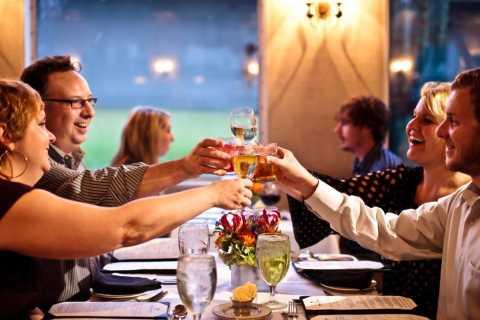 Charleston Harbor: Luxury Dinner Cruise & Live Music