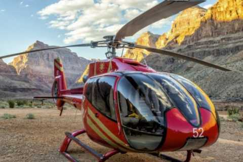 Las Vegas to Grand Canyon West by Coach and Helicopter