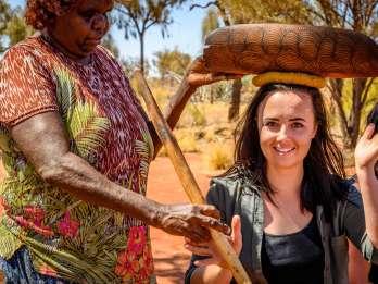 Uluru: Kunst- und Kulturerfahrung der Aborigines