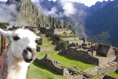 Cusco: Machu Picchu de 2 jours en train touristique