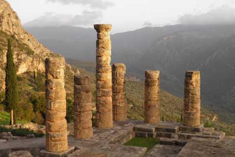 Athens: 5 Days in Delphi, Meteora, Thessaloniki & Macedonia