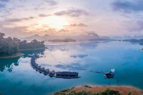 Khao Sok: Luxury 2-Day/1-Night Lake Expedition
