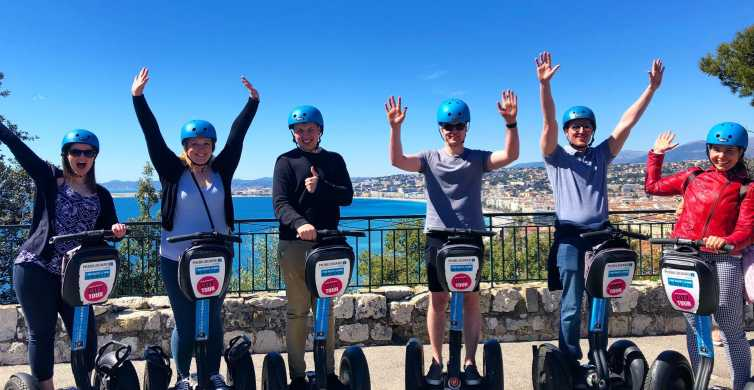 2 horas de Nice Privada Segway Tour