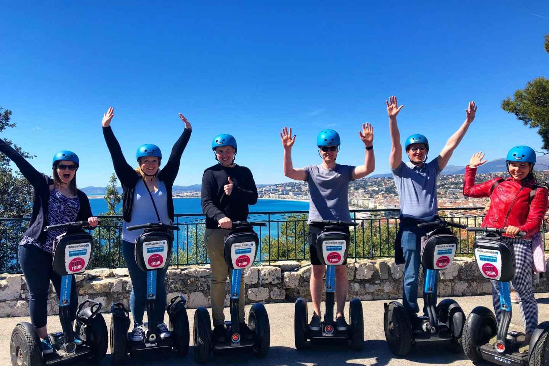 Nizza: 2-stündige Segway-Tour