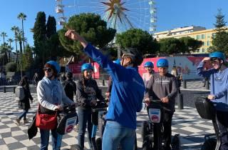 Nizza entdecken: 1-stündige Segway-Tour