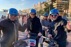 Descubra Nice: Excursão Guiada de Segway de 1 Hora