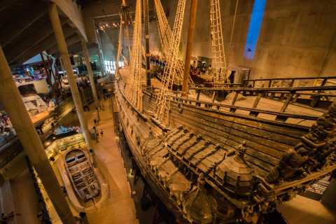 Stockholm: Guided Vasa Museum Tour
