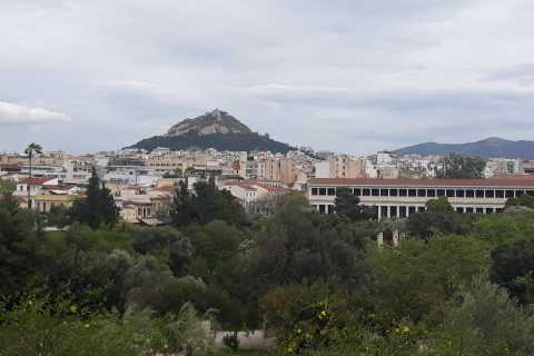 Athens: Mythical Rivers & Hills Private Tour