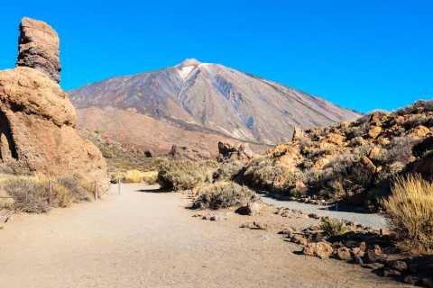 Tenerife: Teide and Puerto de la Cruz Full Day Tour