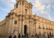 Von Taormina: Siracusa & Noto Kleingruppentour