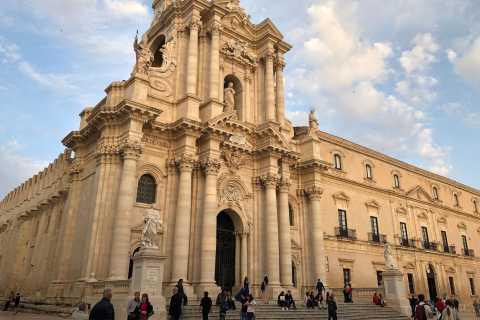 Da Taormina: tour per piccoli gruppi di Siracusa e Noto