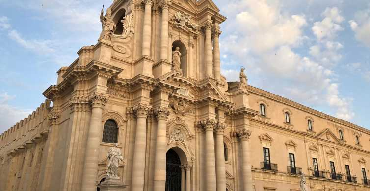 From Taormina: Siracusa & Noto Small-Group Tour
