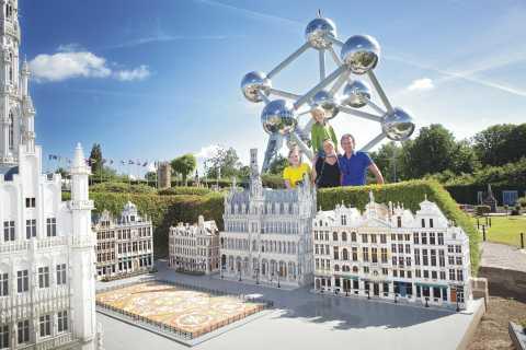 Bruselas: entrada a Mini-Europe
