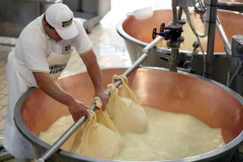 Parma: tour del formaggio Parmigiano-Reggiano