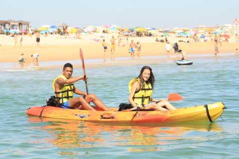 Albufeira: Kayak Rental